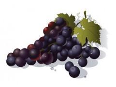 1 kg de raisin noir