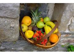 Panier de fruits à 15 €