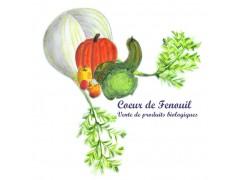 Coeur de Fenouil vente de produits biologiques