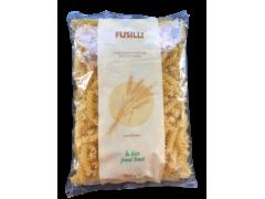 500 g de pâtes spirales demi complètes