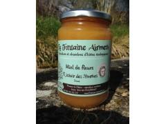 """Miel de Fleurs """"Elixir des Nymphes"""" - Doux - Acacia / Ronce 1kg"""